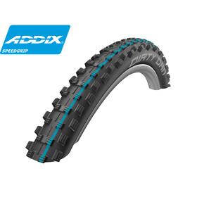 "SCHWALBE Dirty Dan - Pneu vélo - 29"" Addix Speedgrip LiteSkin noir"